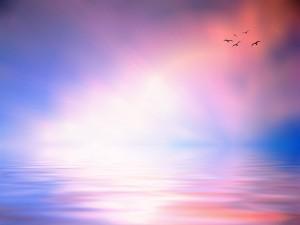 Strålande himmel